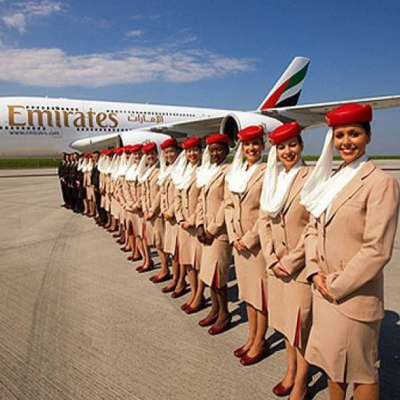 Emirates Airline :: Авиакомпании