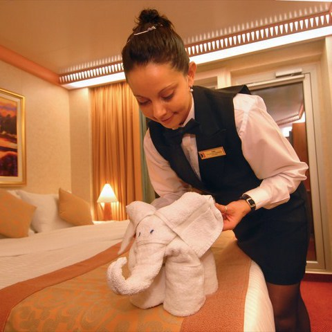 Stateroom Attendant ::