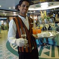 Bar Waiter / Bar Waitress / Bar Server ::